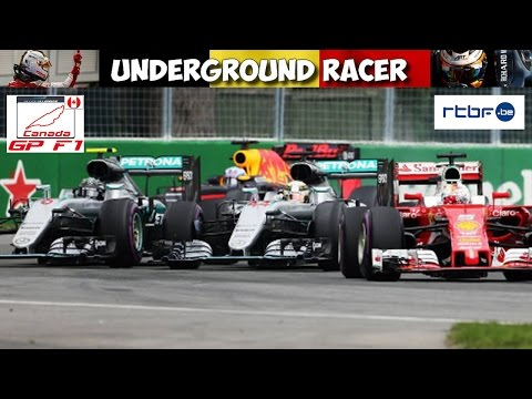 FR - F1 Grand Prix Du Canada 2016
