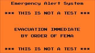 EAS Scenario - Hurricane Luther