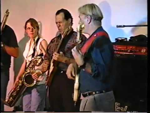 Blue Plate Special and the KC horns Demo - 1993 (Blues horn band SAN DIEGO)