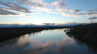 Sacramento River Chico 3.5.17 Scotty's Landing 2 weeks after oroville dam flood