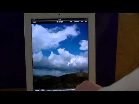 How to send photos by email on ipad air