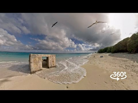 Midway Atoll in Virtual Reality