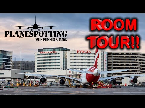 Pomfus & Kym - A Tour Of Rydges Sydney Airport