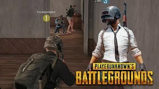 PUBG MOBILE - At Least We Won [TEAM Deathmatch] - Android Gameplay