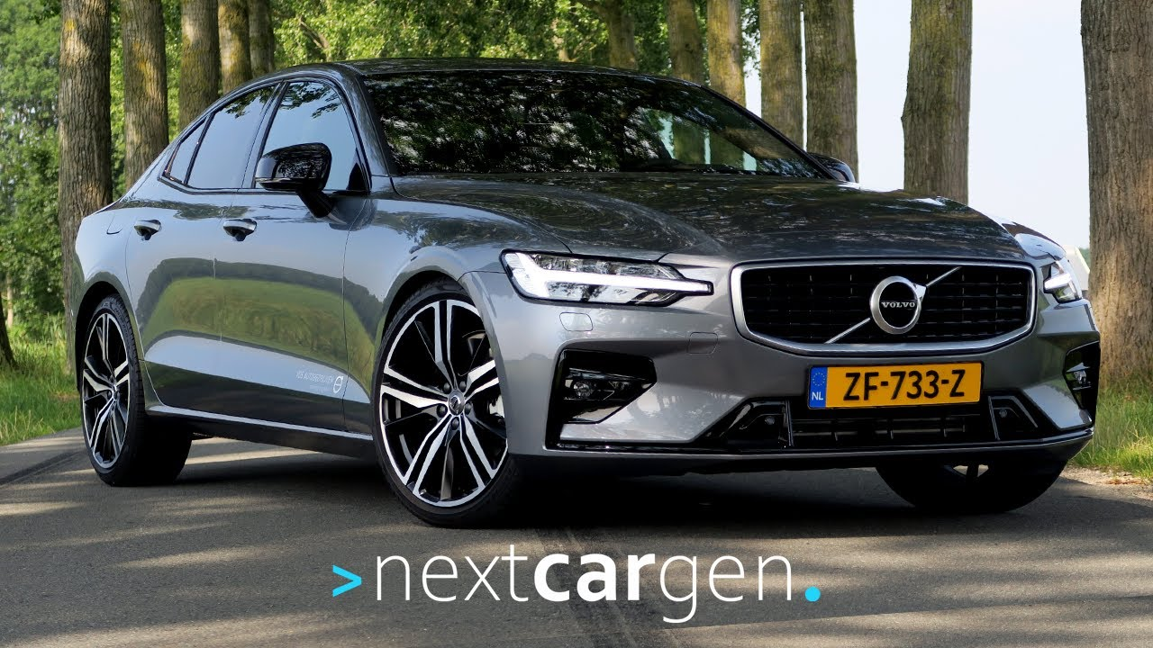Volvo S60 (2020) T5 R-DESIGN Full Review - Is it a true ...