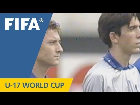 Buffon, Neymar, Xavi & More: Before They Were Stars (U-17 World Cup)