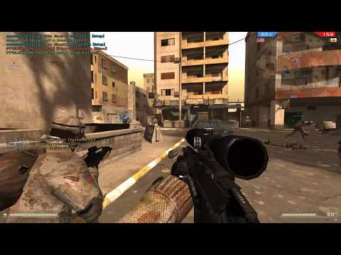 Battlefield 2 AIX 2.0 Town Strike map co-op