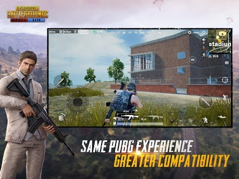 [PC] PUBG LITE Ultra Graphics i5-7400 + GTX 1050ti (60FPS)