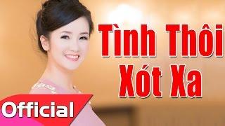 Tình Thôi Xót Xa - Hồng Nhung [Karaoke Beat MV]