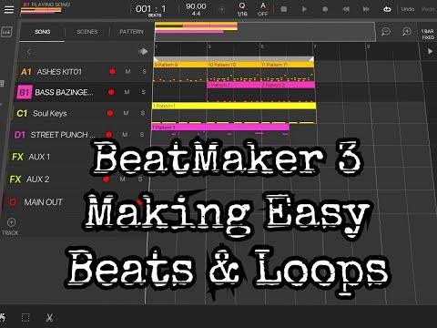 Beat Maker 3 - Cover
