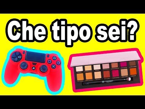 CHE TIPO SEI?