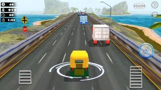 Indian Auto Rickshaw Driving | Android Gameplay | Droidnation