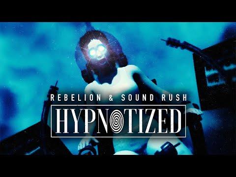 Смотреть клип Rebelion & Sound Rush - Hypnotized