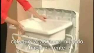 BabyExpert Presenta: Catre de Baño y Cambiador Plegable Ipanema de Burigotto/PegPérego