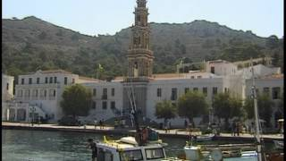Kloster Panormitis, Symi - Griechenland Travel Channel