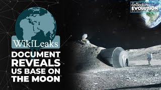 WikiLeaks Document Reveals US Base On The Moon