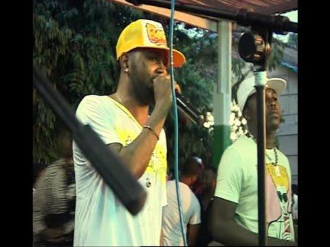Ferre Gola concert a Mayi ya Pembe + Repetition 2011