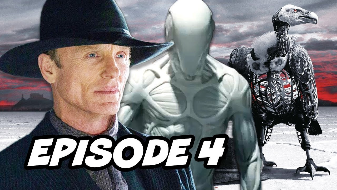 Download Westworld Season 2 Episode 4 - TOP 10 and Easter Eggs Explained