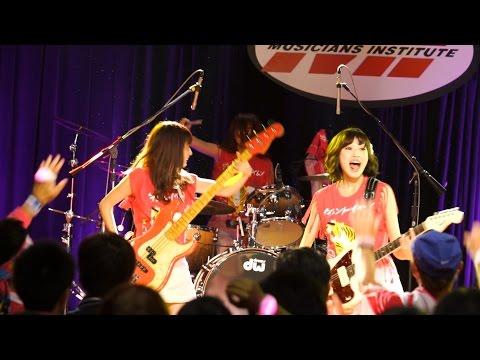 SILENT SIREN サイレント サイレン - CHERRY BOMB LIVE (2016.10.01)