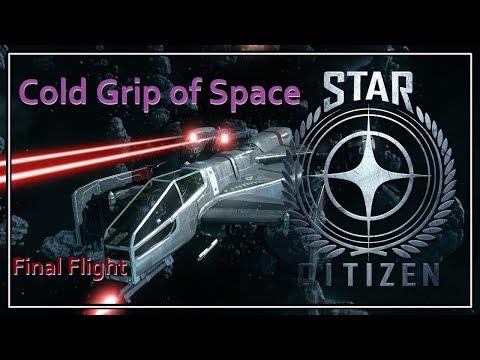 Star Citizen -Epic final flight-Cutlass Black generation 1