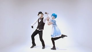 Indulging:Idol Syndrome【過食性:アイドル症候群】- By Shiro & Lapiz ( English Ver. ) feat Mikumaro & Gets dance