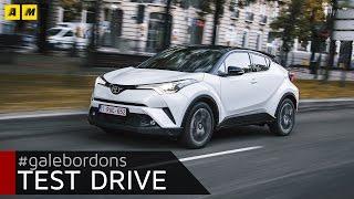 Toyota C-HR   Test drive #AMboxing