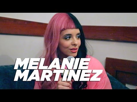 Melanie Martinez talks Adam Levine, being bullied in High School and Haters