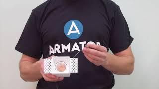 Обзор встраиваемого безрамочного светильника (Hide10) Hide 10 от ArmatorLED