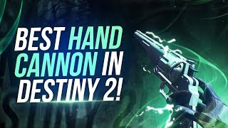 Best hand cannon in destiny 2 | dire promise pvp review!