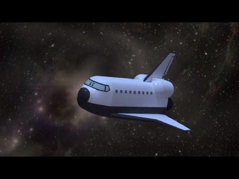 Мультфильм про шерифа в космосе