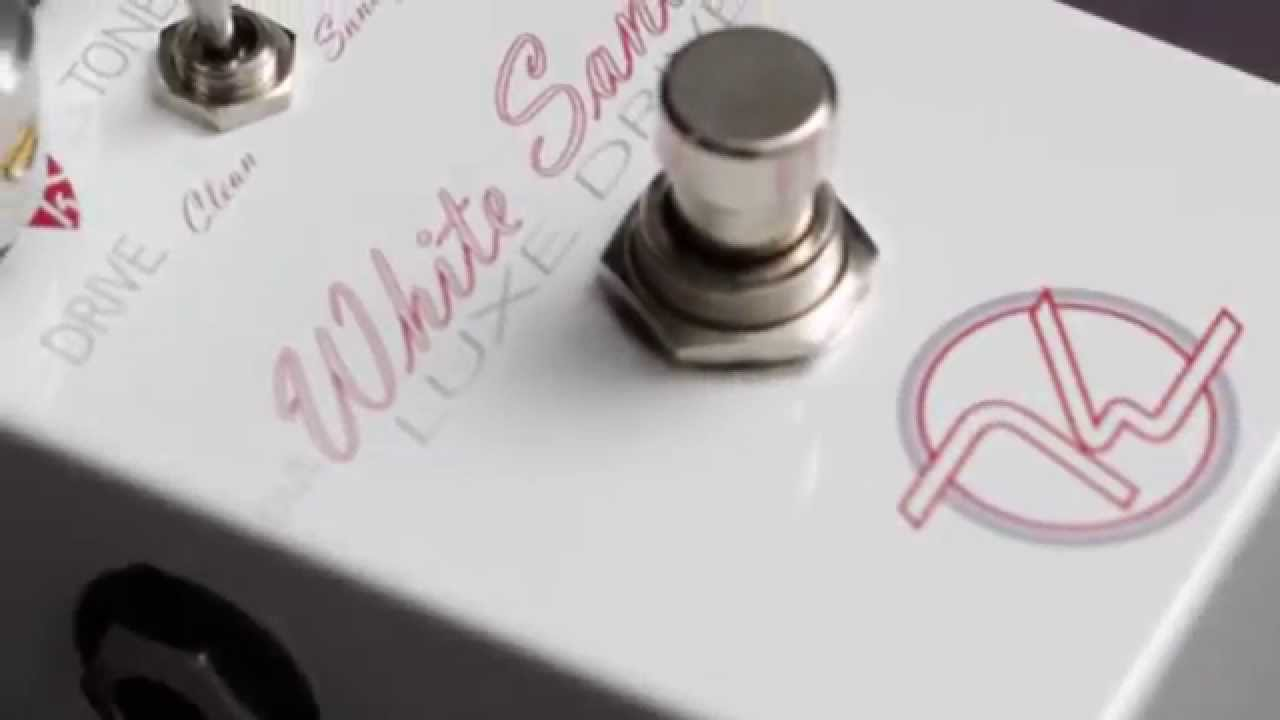 keeley electronics white sands luxe drive demo by lance seymour youtube. Black Bedroom Furniture Sets. Home Design Ideas