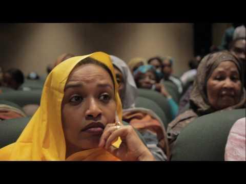 Radwan Saleh at SAPAA Chicago - Women and Children