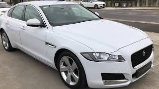 161 Jaguar XF Prestige 2.0D 180PS