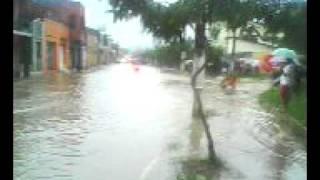 Enchente em Escada 04/05/2011