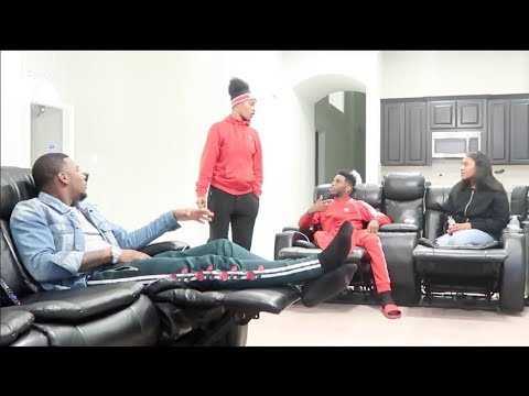 YOUR GIRLFRIEND ISN'T MOVING IN PRANK ON PERFECTLAUGHS!!!! Prank Videos