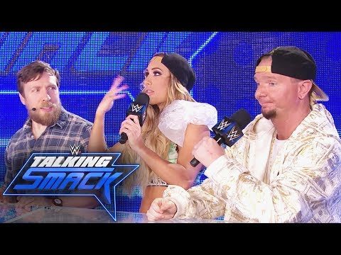 Will Ellsworth be able to interfere in next week's Ladder Match?: WWE Talking Smack, June 20, 2017