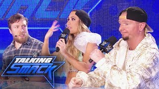 Will Ellsworth be able to interfere in next week's Ladder Match?: WWE Talking Smack, June 20, 2017 thumbnail