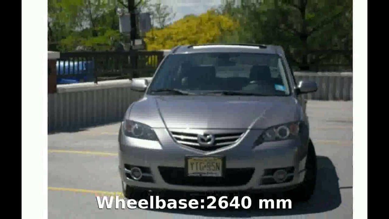 2006 Mazda 3 S Sedan   Walkaround And Specs