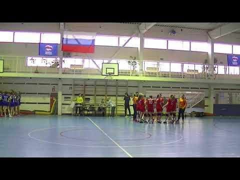 II этап (межрегиональный) Всероссийских соревнований. Девушки до 16 лет. Зона ЮФО и СКФО. 7-й день