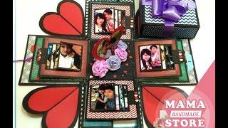 Hộp quà tình yêu - love box