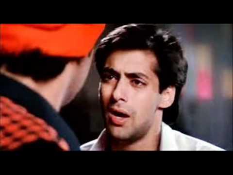 Dil Tor Diya Toone Bewafa - Salman Khan's Lament!!!