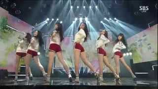 Live HD | 150208 여자친구