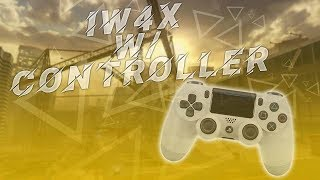 How to use a controller with IW4X! (MW2 PC)