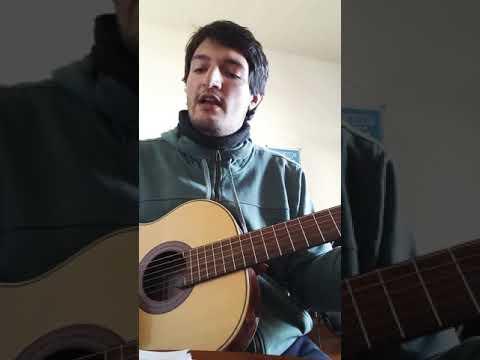 Gustavo Cerati – Crimen (cover)