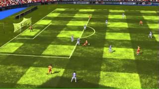 FIFA 14 iPhone/iPad - FC Barcelona vs. Real Valladolid