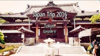 [JAPAN VLOG #6] Travel With Yui : TOKYO THE METROPOLIS