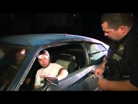 Fail: Guy talks himself into a DUI!