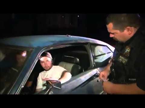 Fail: Guy talks himself into a DUI!
