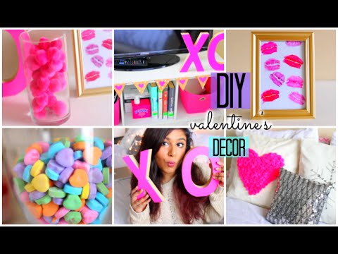 Diy room decor cute easy and cheap 2015 youtube for Cute easy diy bedroom ideas