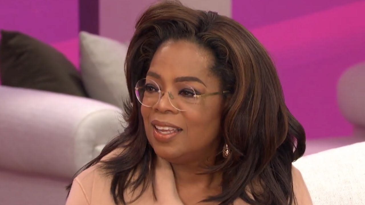 Oprah Shares A Piece Of Advice For Young People   TODAY